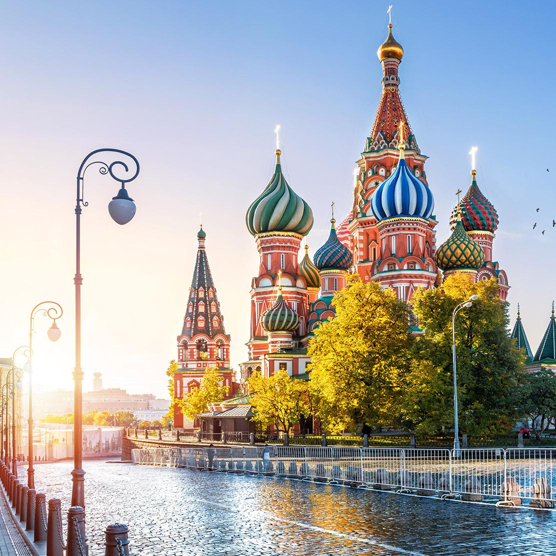 Moskau, Hauptstadt Russlands - InterFriendship Blog